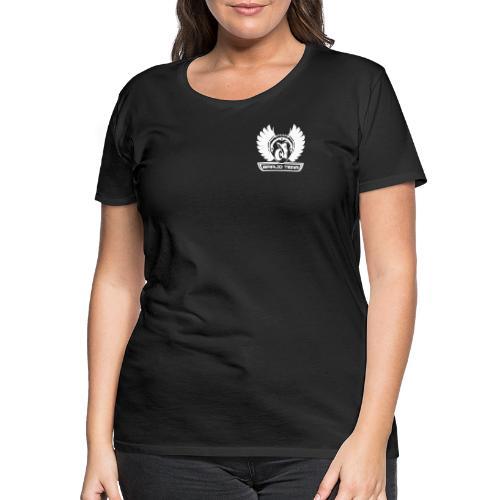 Logo Barjo Team - T-shirt Premium Femme