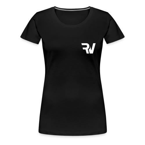 RV WHITE png - Women's Premium T-Shirt