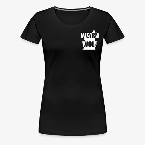 WeirdWolf Logo - Women's Premium T-Shirt