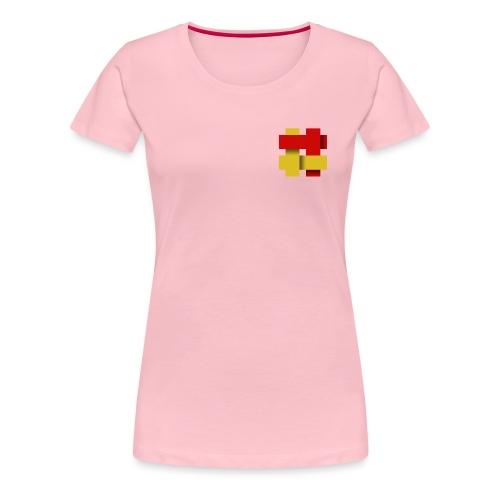 The Kilted Coaches LOGO - Women's Premium T-Shirt