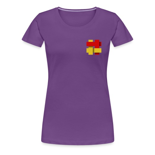 The Kilted Coaches LOGO - Women's Premium T-Shirt