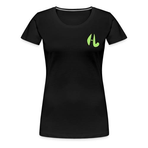 pnglogo - Vrouwen Premium T-shirt