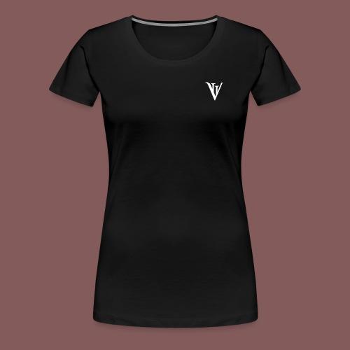 VII blanc - T-shirt Premium Femme