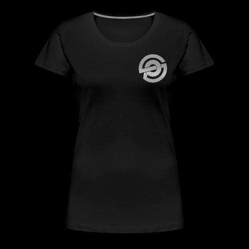 Spinplex Fingerprint - Frauen Premium T-Shirt