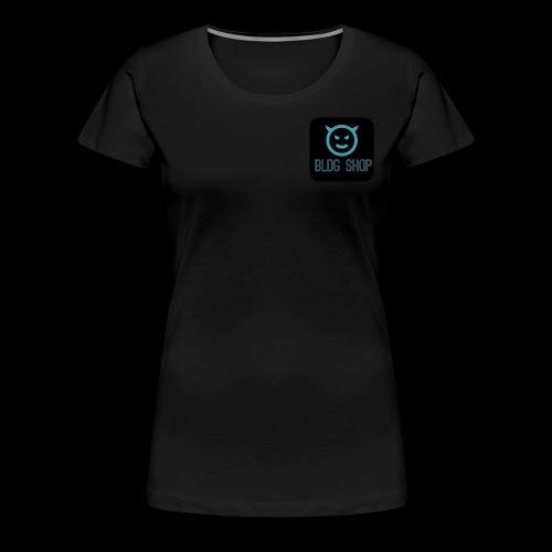 BLDG Shop Logo n°1 - T-shirt Premium Femme