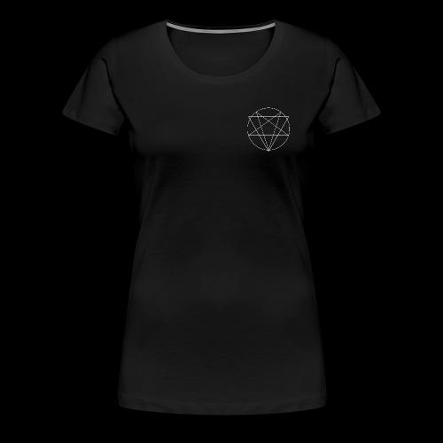MANIFEST VIA SINISTRA BW - Women's Premium T-Shirt