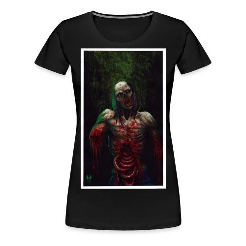 Zombie's Guts - Maglietta Premium da donna