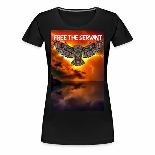 FTS Owl - Frauen Premium T-Shirt