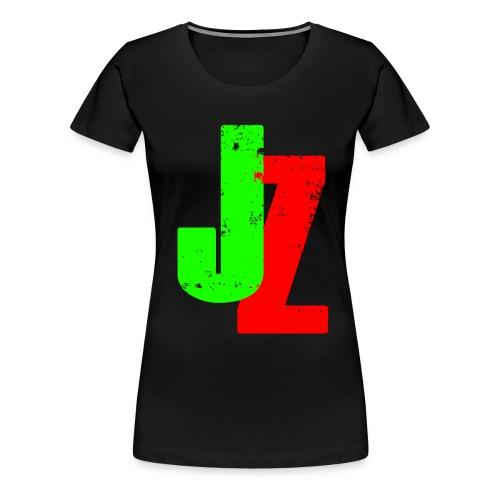 JZ-Merch - Frauen Premium T-Shirt