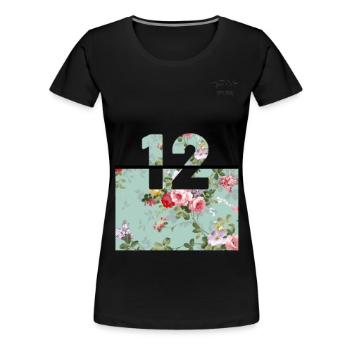 floral png - Women's Premium T-Shirt