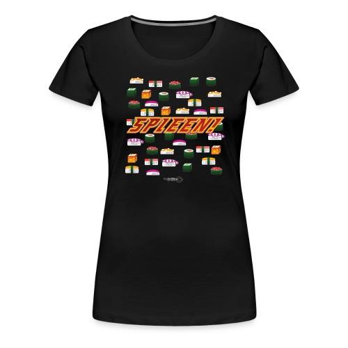 spleenshirtlogo - Women's Premium T-Shirt