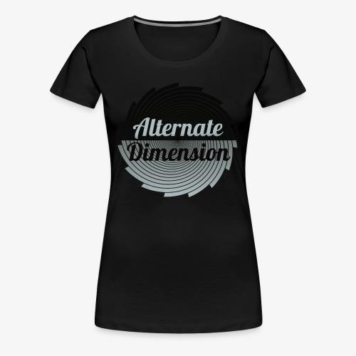 Alternate Dimension (Gross) - Frauen Premium T-Shirt