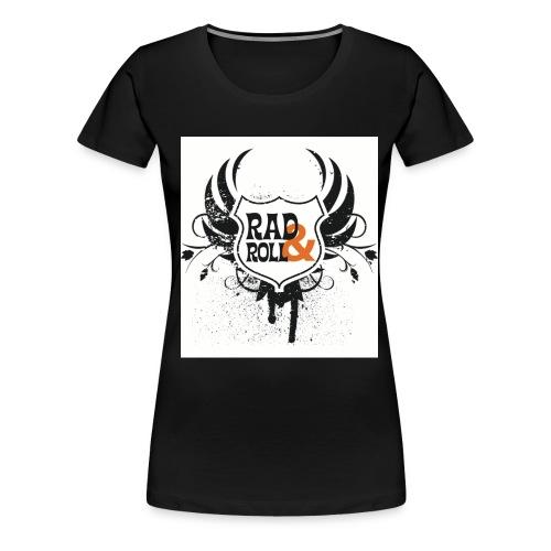 logorr kopie - Frauen Premium T-Shirt