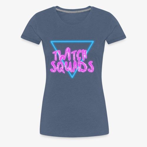 Pure Triangle Logo - Women's Premium T-Shirt