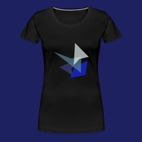 Shard - Dame premium T-shirt