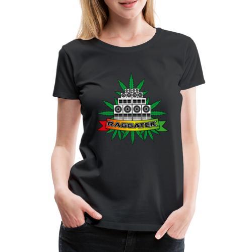 Raggatek Sound System - Women's Premium T-Shirt