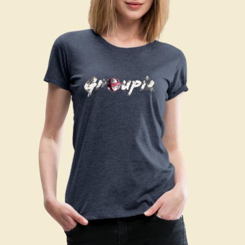 Radball   Cycle Ball Groupie - Frauen Premium T-Shirt