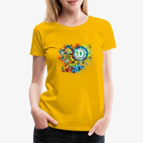 Mystik Drimse - Premium-T-shirt dam