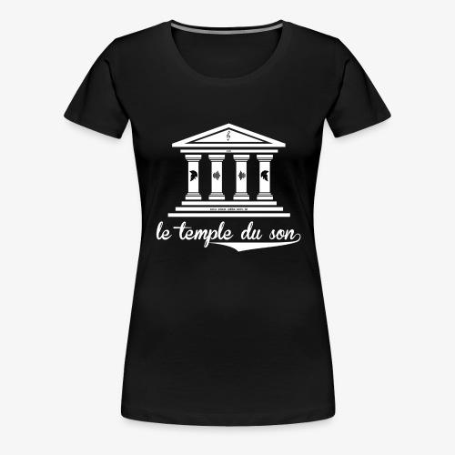 Le temple Classic Collection - T-shirt Premium Femme
