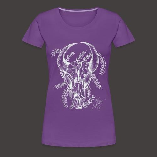 Le Taureau - T-shirt Premium Femme