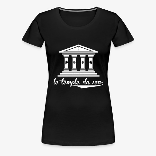 Le temple Classic Collection - T-shirt Premium Femme