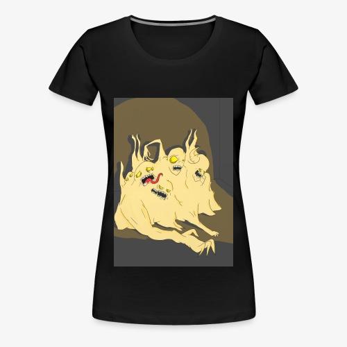 Jester's Museum of Horrors - Specimen 1 - Women's Premium T-Shirt