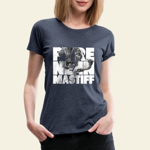 Pyrenean Mastiff N - Naisten premium t-paita