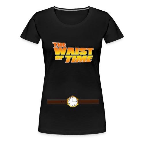 waist - Women's Premium T-Shirt