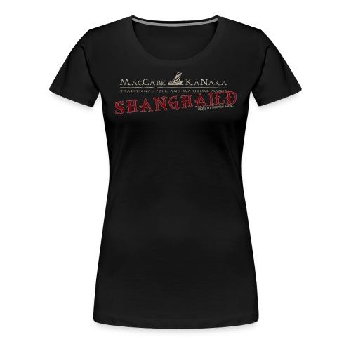 maccabekanaka tshirt png - Frauen Premium T-Shirt
