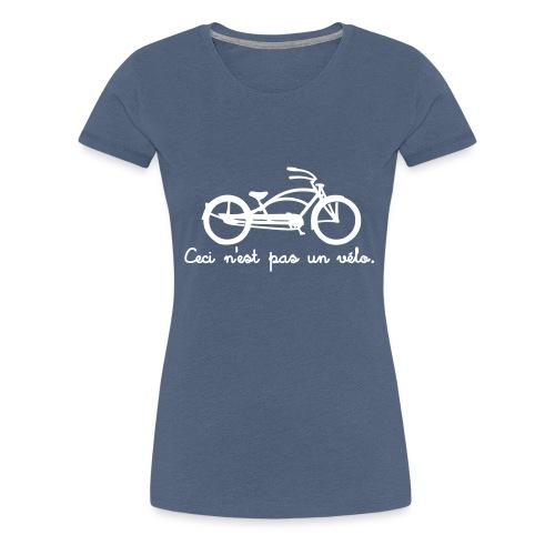 ceci2a - T-shirt Premium Femme