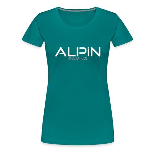 AlpiN Merch png - Frauen Premium T-Shirt