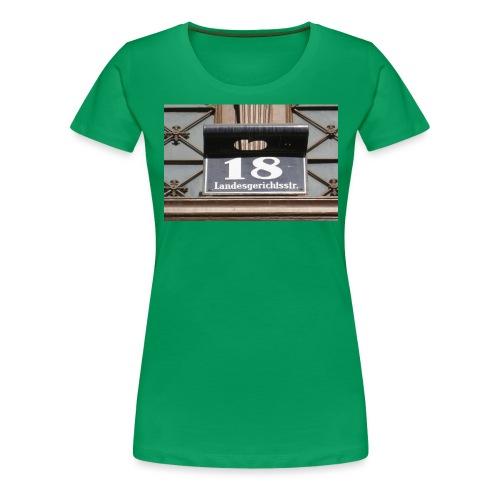 Lucie Varga - Frauen Premium T-Shirt