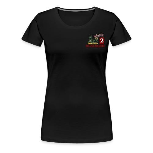 schwany2 logo - Frauen Premium T-Shirt