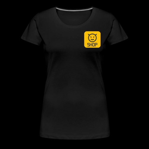 Logo BLDG SHOP n°2 - T-shirt Premium Femme