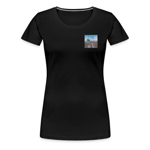 my first official logo - Women's Premium T-Shirt