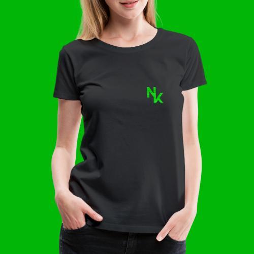 myNiKa LOGO - Frauen Premium T-Shirt