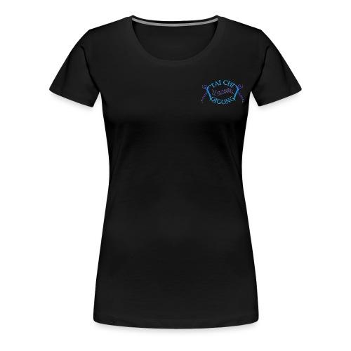 TCuQV m R - Frauen Premium T-Shirt