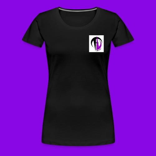 firedance logo png - T-shirt Premium Femme
