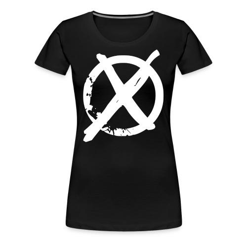 Tony Cole - Classic Straight Edge - Women's Premium T-Shirt