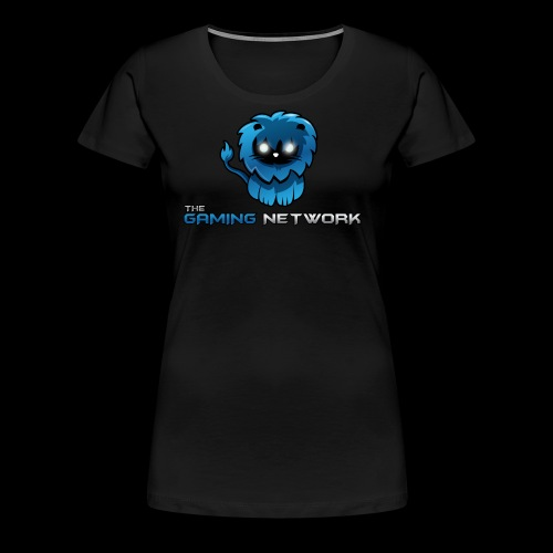 The Gaming Network - Frauen Premium T-Shirt