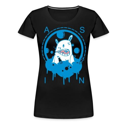 asin shirt 2 - Frauen Premium T-Shirt