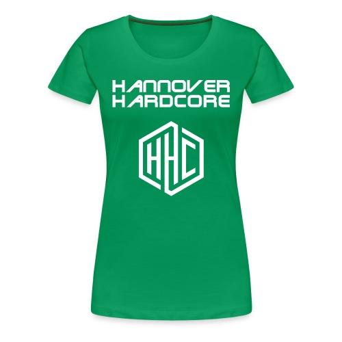 HHC Schriftzug Logo - Frauen Premium T-Shirt