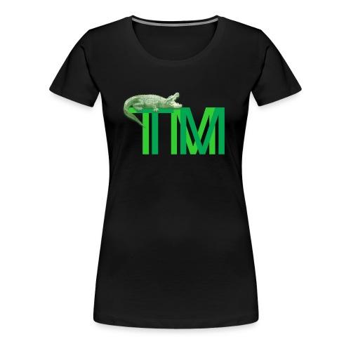 TMKroko Logo png - Frauen Premium T-Shirt