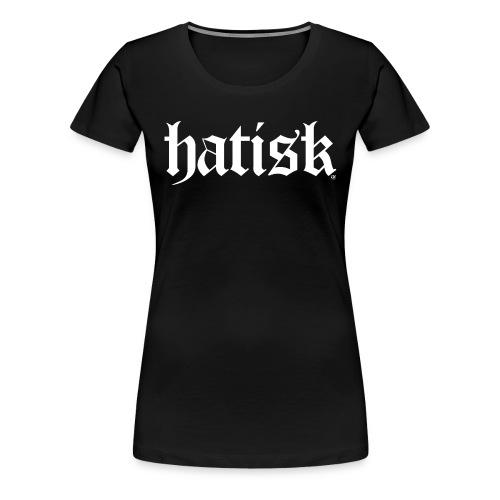 HATCH v2 - Women's Premium T-Shirt