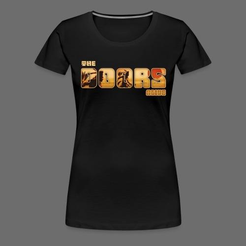 TDA - Women's Premium T-Shirt