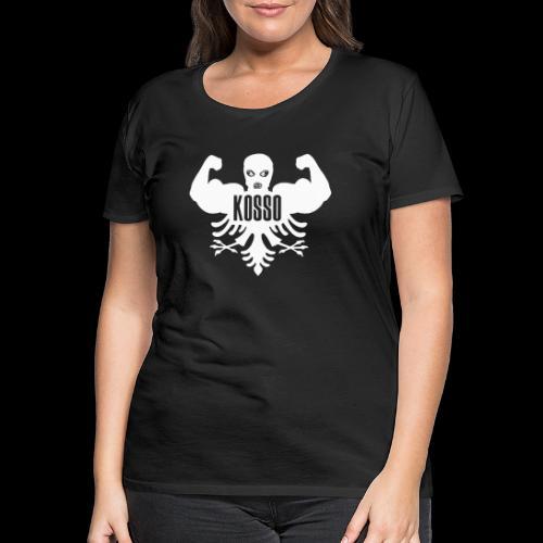 logo kosso - Vrouwen Premium T-shirt