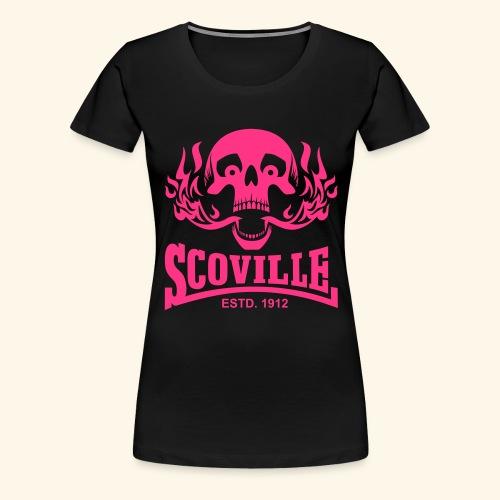 spassprediger.de presents: Scoville - Frauen Premium T-Shirt