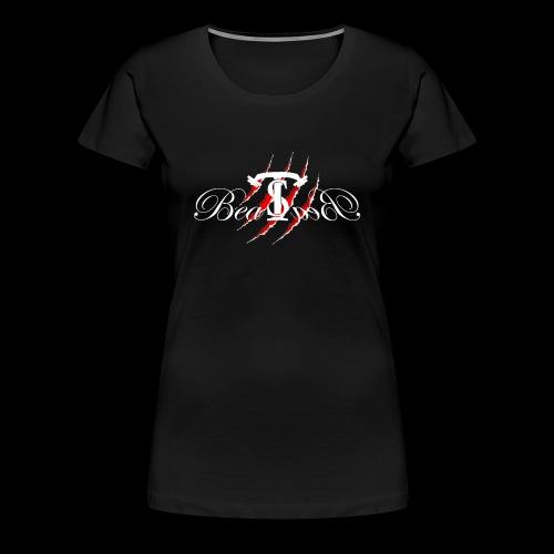 Beast Apparel by Limitless ST - Women's Premium T-Shirt