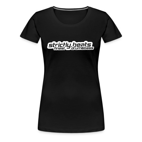 strictly flock - Frauen Premium T-Shirt