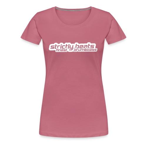 strictly flock - Frauen Premium T-Shirt
